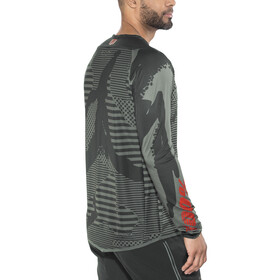 100% R-Core X DH Jersey Men black / camo